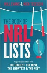 Nrl Lists - W. and Tedeschi