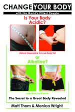 Change your Body - Is your Body Acidic or Alkaline? - Monica Wright