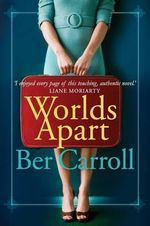 Worlds Apart - Order your signed copy!* - Ber Carroll