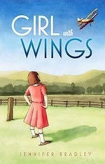 Girl with Wings - Jennifer Bradley