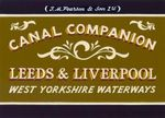 Pearson's Canal Companion: Leeds & Liverpool : West Yorkshire Waterways - Michael Pearson
