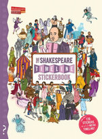 The What on Earth? Stickerbook of Shakespeare - Dr. Nick Walton
