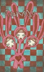 Leporine Triplets - 500-Page Lined Notebook / Journal - The Journal Company