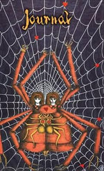 Spider Dolls - 500-Page Lined Notebook, Journal - The Journal Company