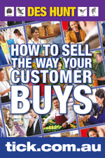 How To Sell The Way Your Customer Buys - Des Hunt