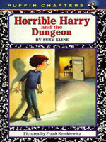 Horrible Harry and the Dungeon - Suzy Kline