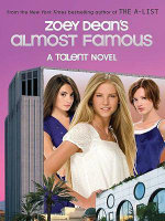 Almost Famous, A Talent novel - Zoey Dean