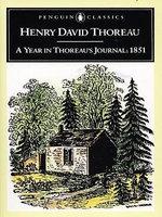 A Year in Thoreau's Journal : 1851 - Henry David Thoreau