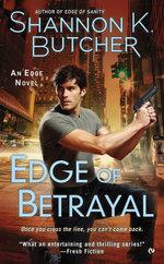Edge of Betrayal : An Edge Novel - Shannon K. Butcher