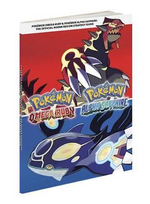 Pokemon Omega Ruby & Pokemon Alpha Sapphire : The Official Hoenn Region Strategy Guide - Pokemon Company International