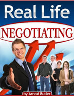 Real Life Negotiating - Arnold Butler