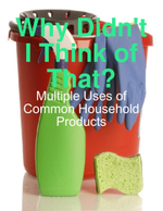 Why Didn't I Think of That? - Multiple Uses of Common Household Products - M Osterhoudt