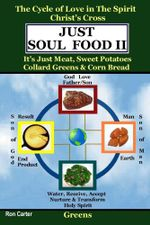 Just Soul Food II-Greens/Holy Spirit's Love-Christ's Cross - Ron Carter