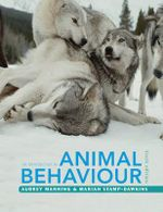 An Introduction to Animal Behaviour - Aubrey Manning
