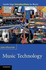 Music Technology - Julio d'Escrivan