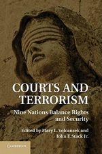 Courts and Terrorism : Nine Nations Balance Rights and Security