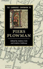 The Cambridge Companion to Piers Plowman