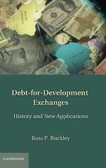 Debt-for-Development Exchanges : History and New Applications