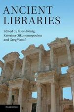 Ancient Libraries : Communication in Relationships