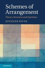 Schemes of Arrangement : Theory, Structure and Operation - Jennifer Payne