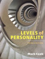Levels of Personality - Mark Cook