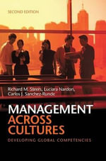 Management Across Cultures : Developing Global Competencies - Richard M. Steers