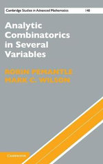 Analytic Combinatorics in Several Variables - Robin Pemantle