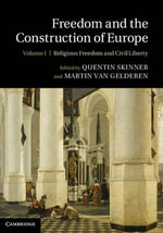 Freedom and the Construction of Europe 2 Volume Hardback Set