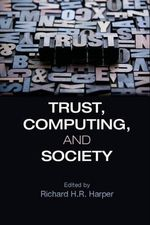 Trust, Computing and Society