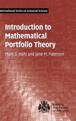 Introduction to Mathematical Portfolio Theory : Essays in Honor of Charles S. Tapiero - Mark S. Joshi