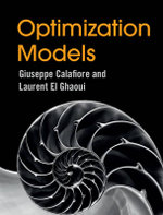 Optimization Models - Giuseppe C. Calafiore