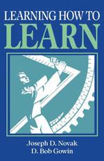Learning How to Learn - Joseph D. Novak