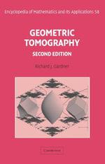 Geometric Tomography - Richard J. Gardner