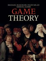 Game Theory - Michael Maschler