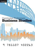 Cambridge Preliminary Business Studies 2ed Pack - Tim Williams