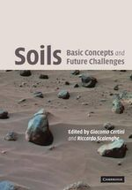 Soils : Basic Concepts and Future Challenges
