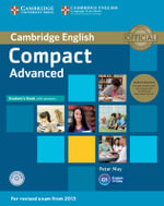 Compact Advanced Student's Book Pack (Student's Book with Answers with CD-ROM and Class Audio CDs(2)) - Peter May