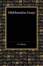 Hildebrandine Essays - James Pounder Whitney