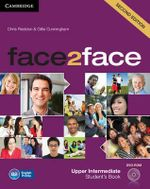 Face2face Upper Intermediate Student's Book with DVD-ROM - Chris Redston