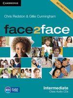 Face2face Intermediate Class Audio CDs - Chris Redston