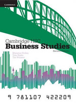 Cambridge HSC Business Studies 2ed Pack - Tim Williams