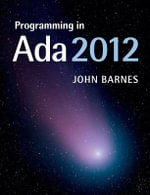 Programming in Ada 2012 - John Barnes