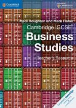 Cambridge IGCSE Business Studies Teacher's Resource CD-ROM - Medi Houghton