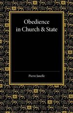 Obedience in Church and State : Three Political Tracts - Stephen Gardiner