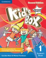 Kid's Box American English Level 1 Student's Book - Caroline Nixon