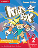 Kid's Box American English Level 2 Student's Book - Caroline Nixon