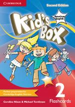Kid's Box American English Level 2 Flashcards (Pack of 103) - Caroline Nixon