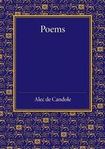 Poems - Alec de Candole