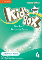 Kid's Box American English Level 4 Teacher's Resource Book - Kathryn Escribano
