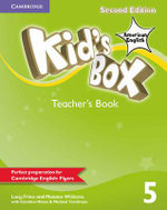 Kid's Box American English Level 5 Teacher's Book - Lucy Frino